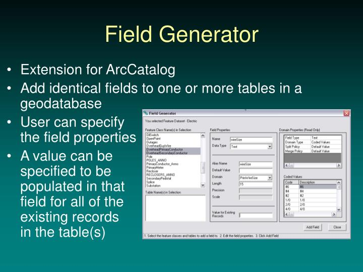 Field Generator