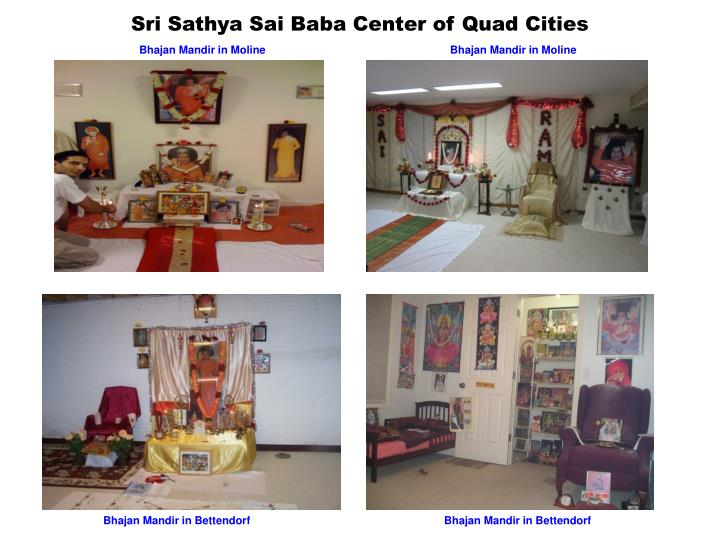 Sri sathya sai baba center of quad cities2
