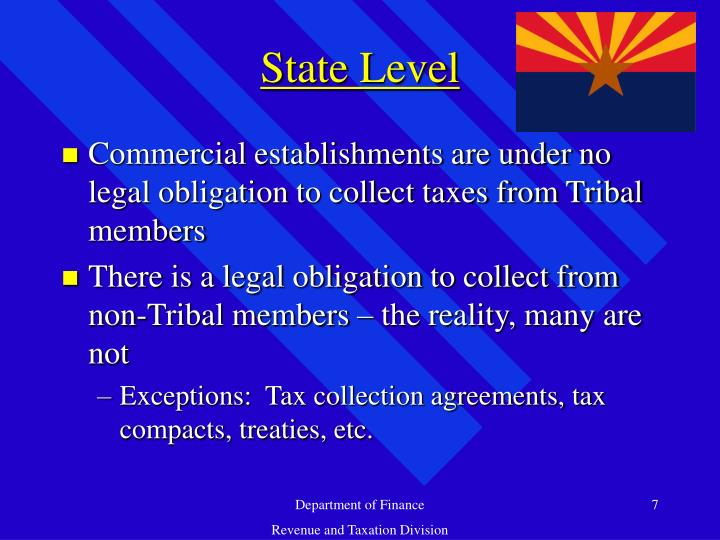 State Level