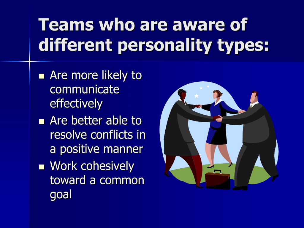 PPT - Personality Types PowerPoint Presentation - ID:5345067