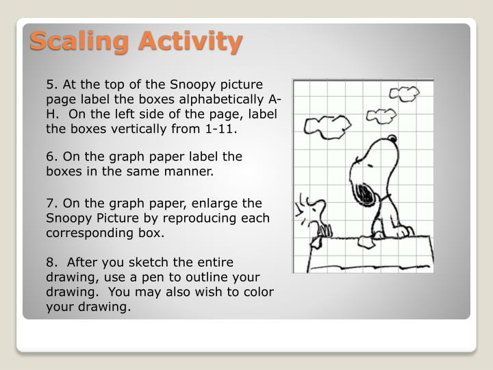 Scaling Activity