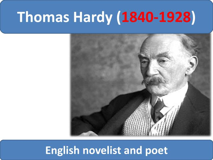 thesis on thomas hardy How great my grief (triolet) by thomas hardy how great my grief my joys how few since first it was my fate to know thee have the slow years not brought to view how great my grief my joys how few.