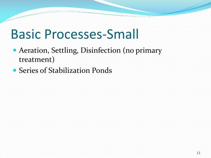 Basic Processes-Small