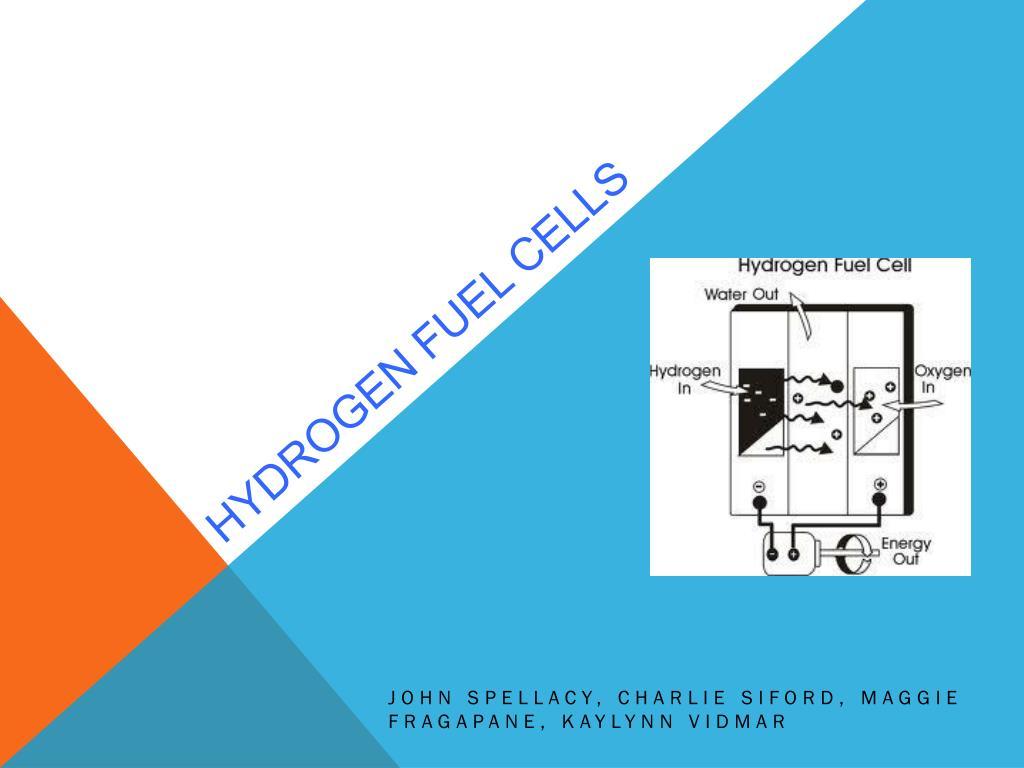 PPT - Hydrogen Fuel Cells PowerPoint Presentation - ID:5346669