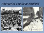 hooverville and soup kitchens
