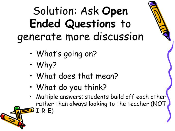 Solution: Ask