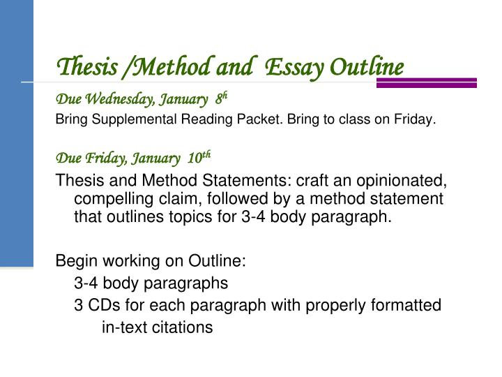 thesis methods and methodology Chapter 3 methodology introduction research developed is designed to provide more information into the needs of students methods, which include.