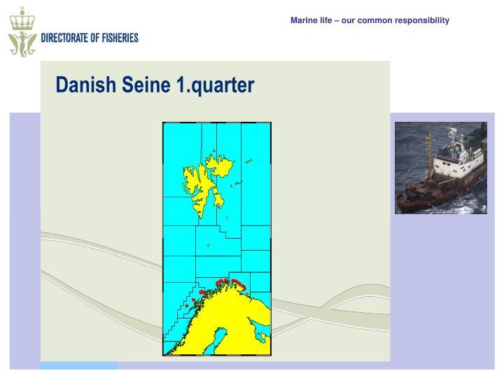 Danish Seine 1.quarter