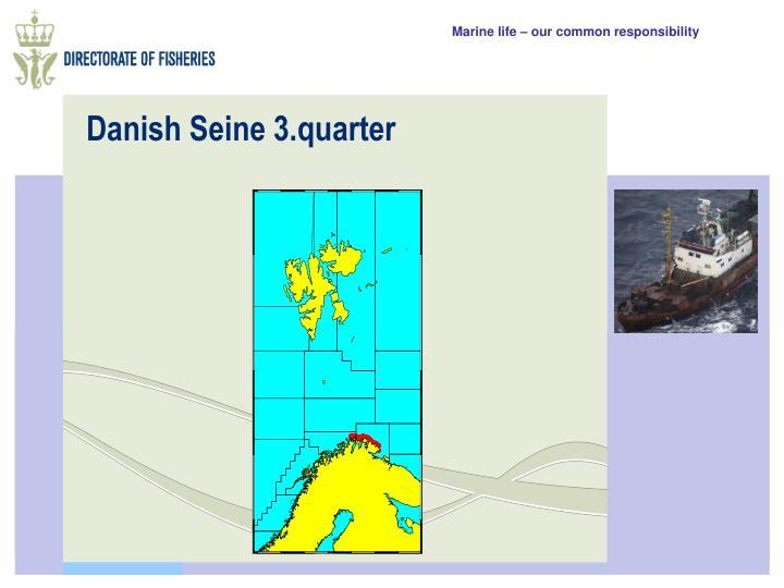 Danish Seine 3.quarter