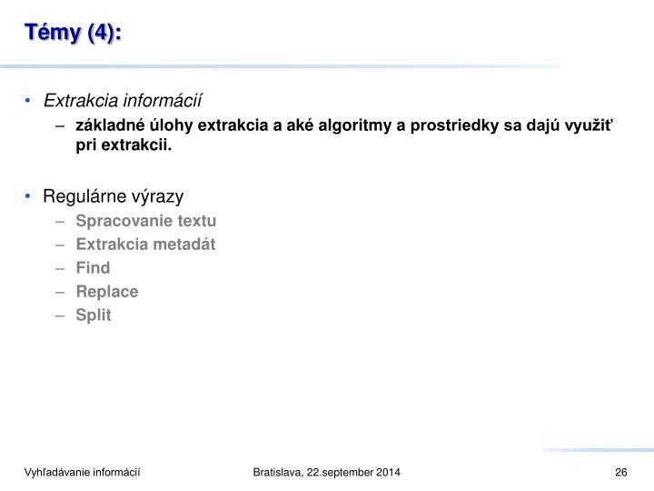 Témy (4):