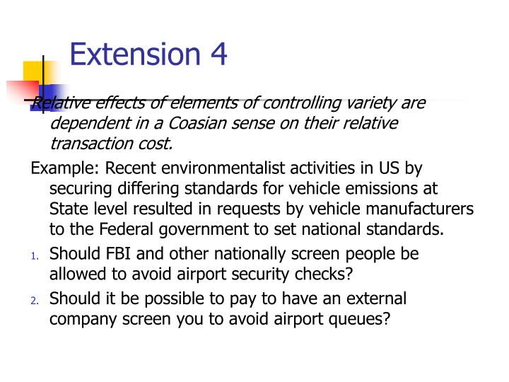 Extension 4