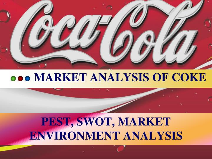 coca cola environmental analysis