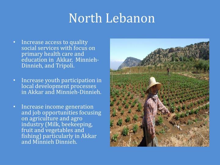 North Lebanon
