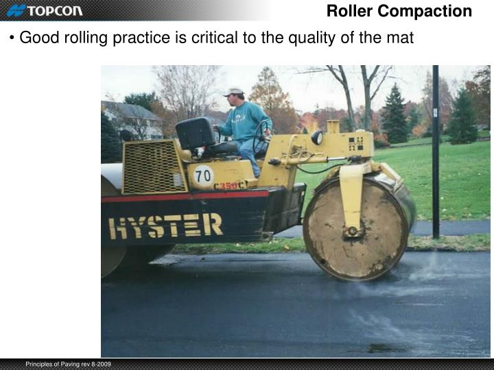 Roller Compaction