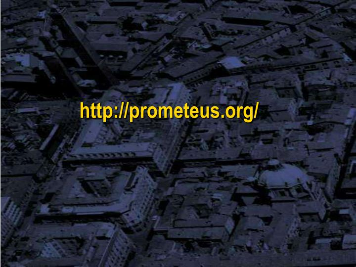 http://prometeus.org/
