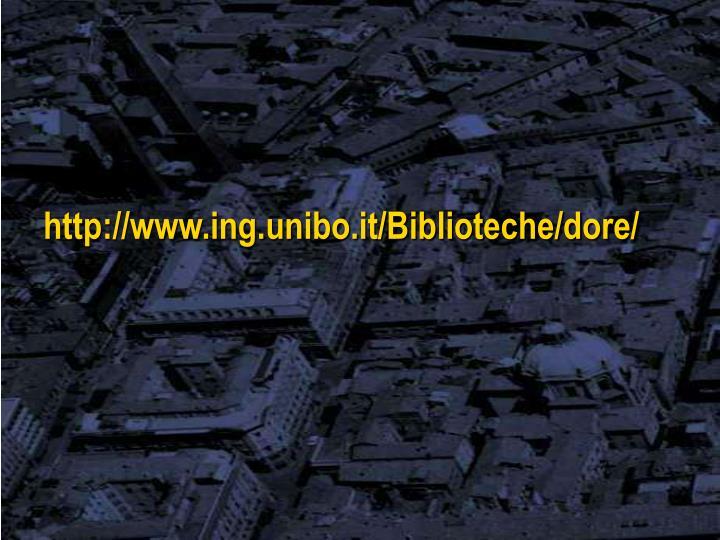 http://www.ing.unibo.it/Biblioteche/dore/