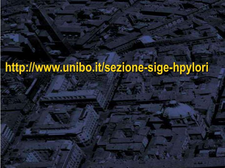 http://www.unibo.it/sezione-sige-hpylori
