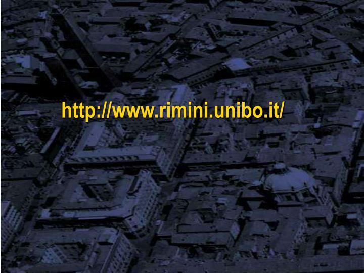 http://www.rimini.unibo.it/