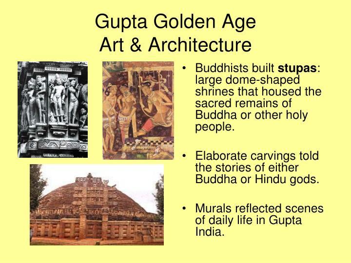 gupta golden age essay