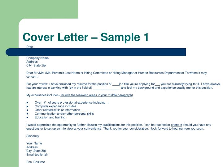 ppt - resume writing workshop powerpoint presentation