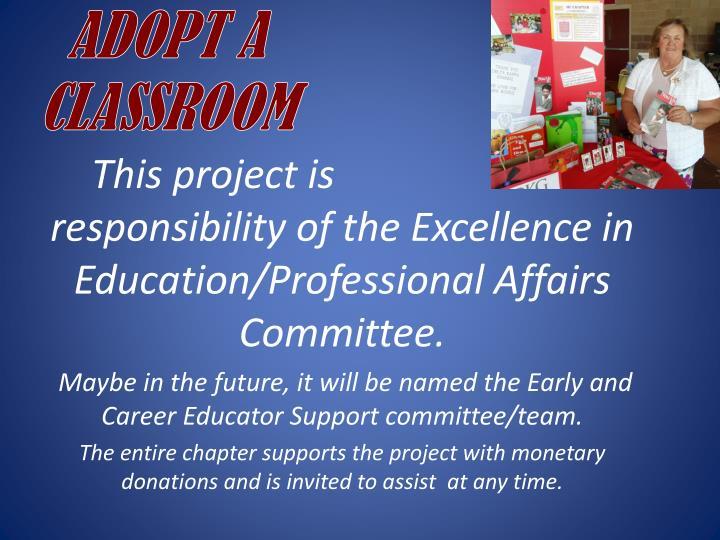 Adopt a classroom1