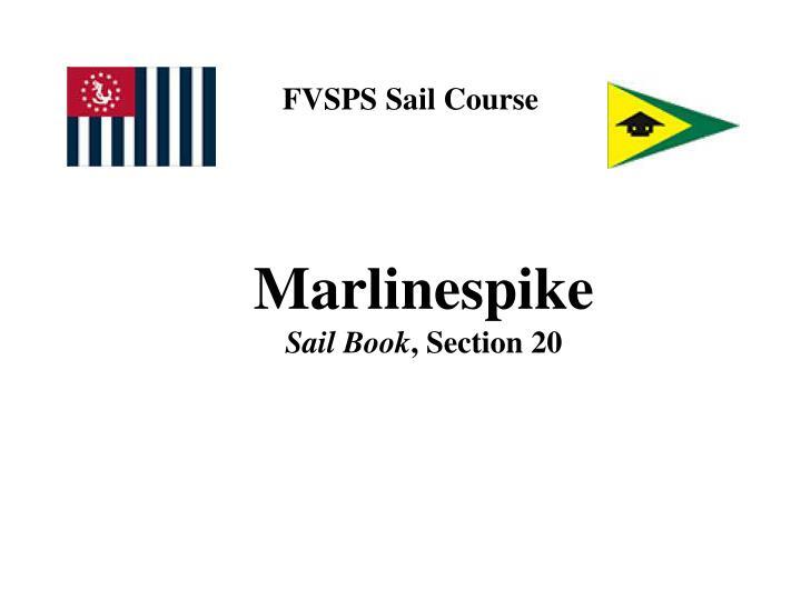 FVSPS Sail Course