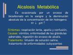 alcalosis metab lica