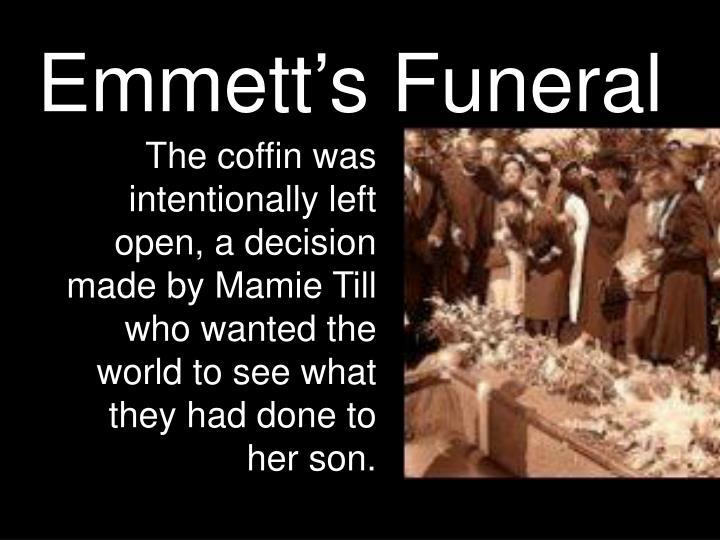 Emmett's Funeral