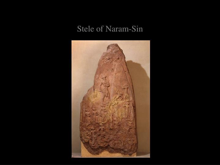 Stele of Naram-Sin