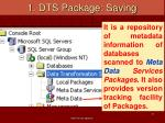 1 dts package saving4