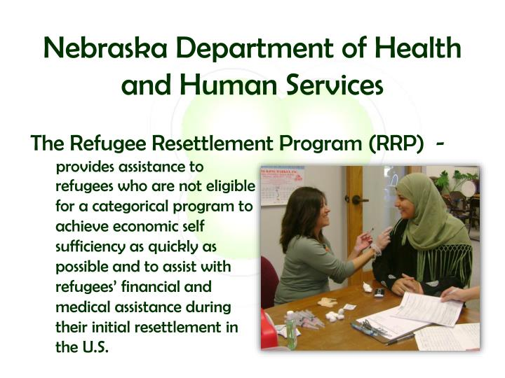 Nebraska Department of Health and Human Services