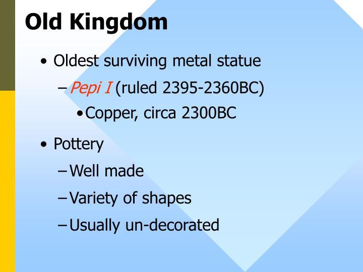 Old Kingdom