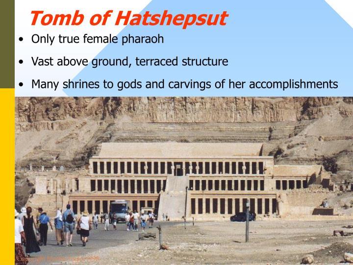 Tomb of Hatshepsut