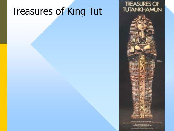 Treasures of King Tut