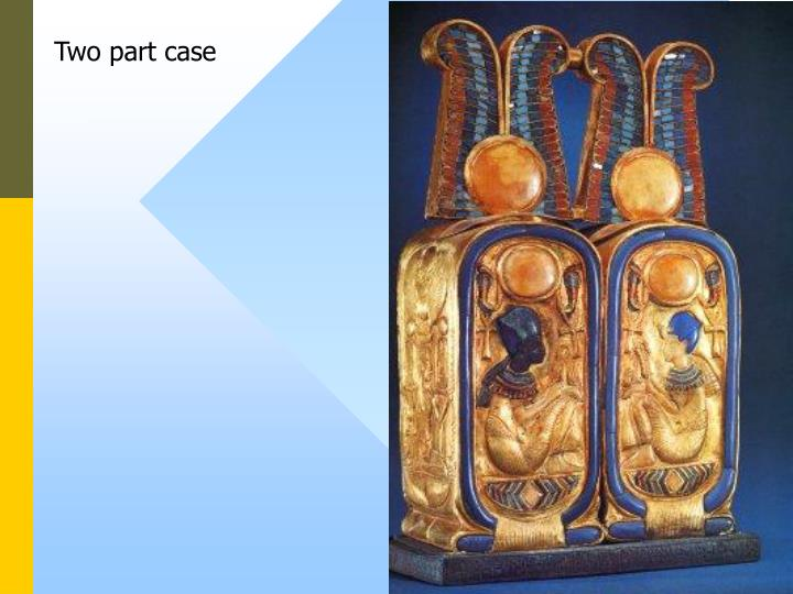 Two part case