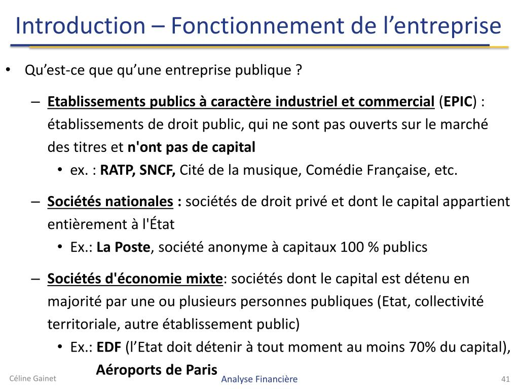 Ppt Analyse Financiere Powerpoint Presentation Free