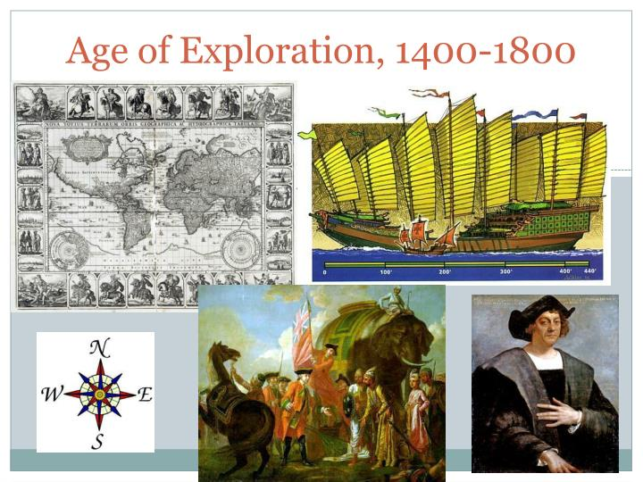 age of exploration 1400 1800 n.