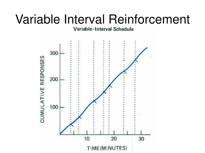 Variable Interval Reinforcement