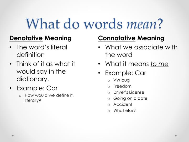 dating word meaning