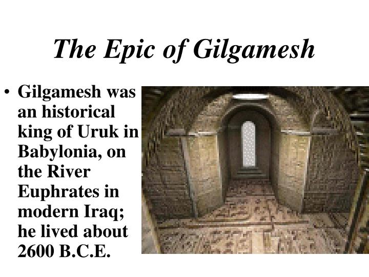 is gilgamesh an epic hero Start studying 8 characteristics of an epic hero learn vocabulary, terms, and  more with flashcards, games, and other study tools.