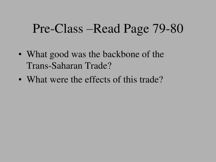 pre class read page 79 80 n.