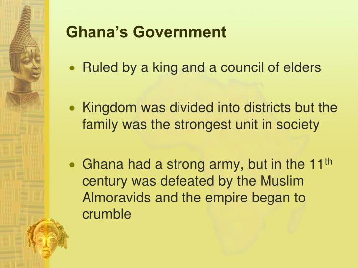 Ghana's Government