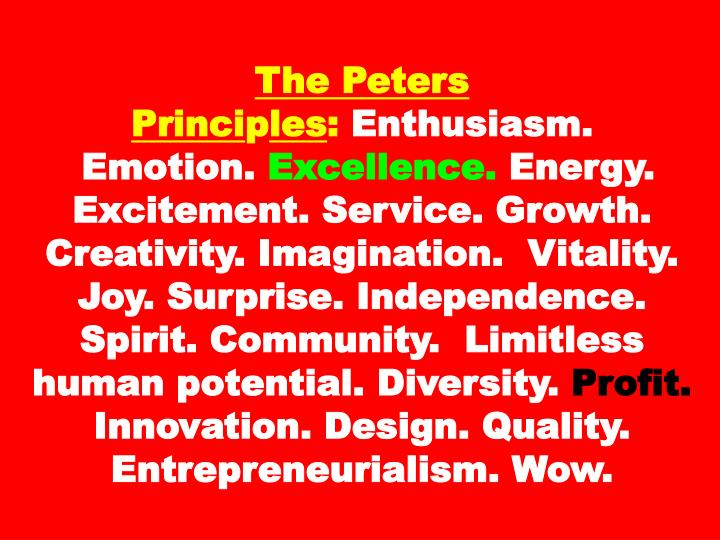 The Peters