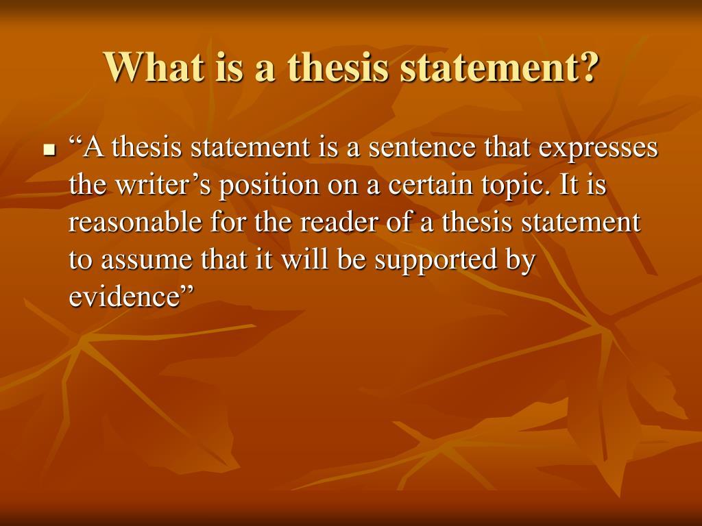 Writing masters dissertation