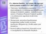 co zdaniem bank w jest istotne dla lepszego wykorzystania rodk w ue 2007 2013 2 2