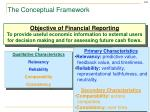 the conceptual framework1