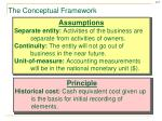 the conceptual framework3