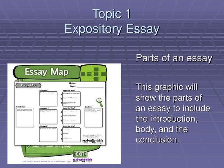 topics for expository essays