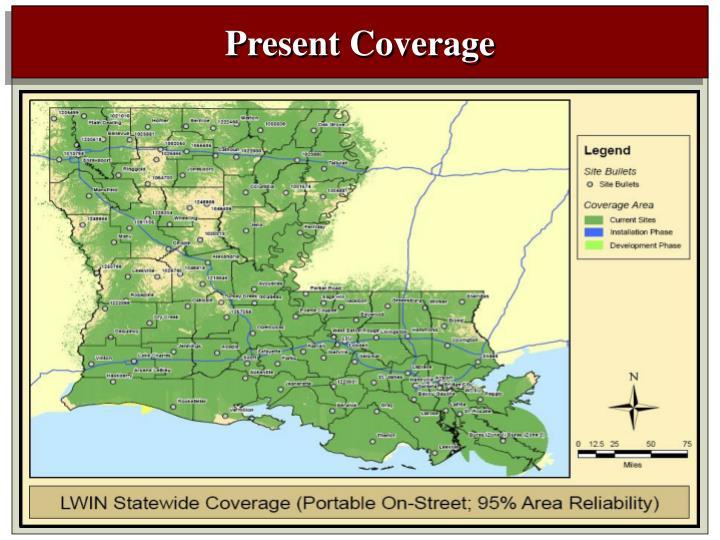 Present Coverage