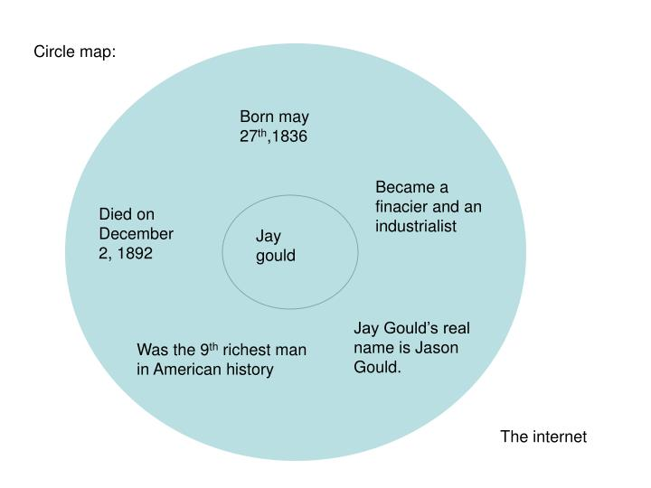 Circle map: